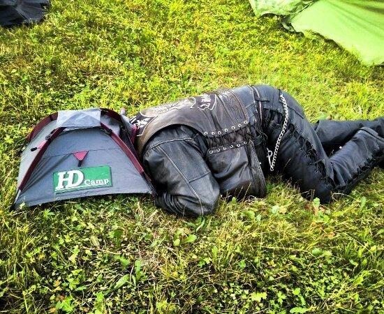 & Ten u0027tightu0027 tents